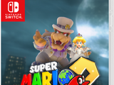 Super Mario Odyssey 2 (Popplio Power's Edition)