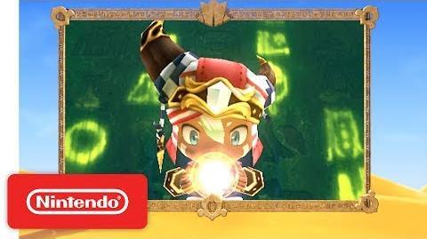 Ever Oasis Launch Trailer - Nintendo 3DS