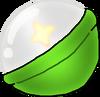 HeroGachaBall Green 1BH