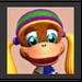 JSSB Character icon - Tiny Kong