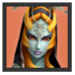 JSSB Character icon - Twili Midna
