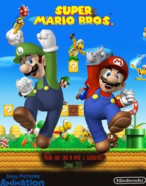 Mariobrosposter