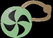 Pendant of Deku