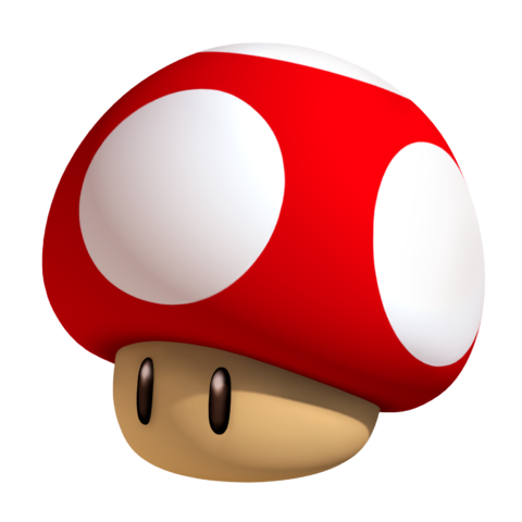 File:Super Mushroom SM3DL.png