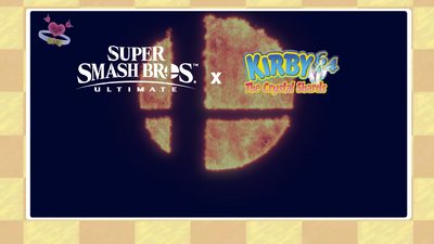Super Smash Bros. Ultimate x Kirby 64 - The Crystal Shards
