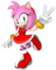 Sweet amy rose render 2016 by nibroc rock-d9qmnft