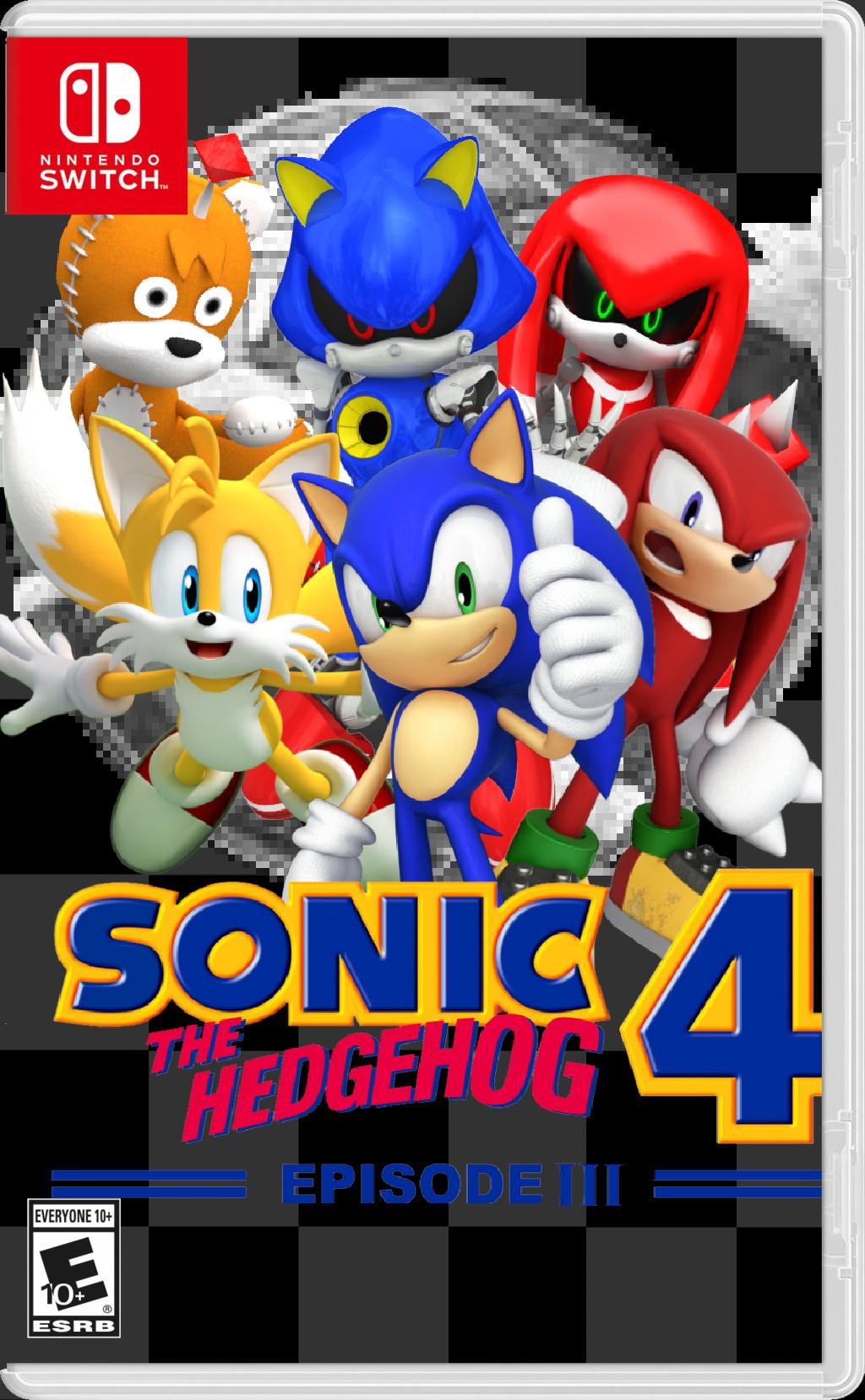 Sonic The Hedgehog 4 Episode Iii Computerboy Version Fantendo Nintendo Fanon Wiki Fandom