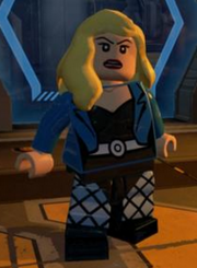 Black Canary (Lego Batman 4)