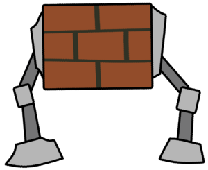 BrickWalker