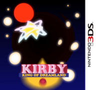 Kirby King of Dreamland 3DS File