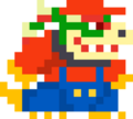 Mystery Mushroom MarioBowser