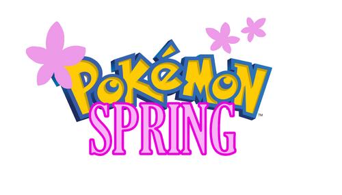 PKMN Spring (Logo)