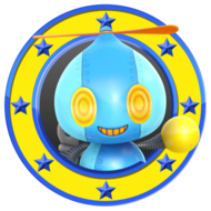 Sonic Championship - Omochao