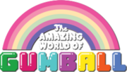 The Amazing World of Gumball logo