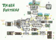 Thorn Fortress Map