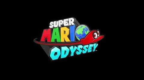 Title Screen - Super Mario Odyssey OST-0