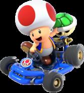 Toad - Mario Kart Tour