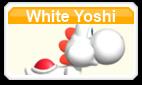 White Yoshi MSmwu