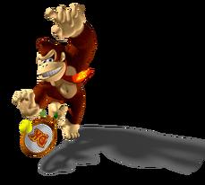 666px-Donkey Kong Artwork - Mario Power Tennis