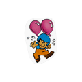 Balloon Fighter SSBB Sticker