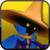 Black Mage CSS Icon