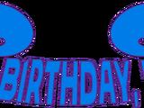 Happy Birthday, Unten!