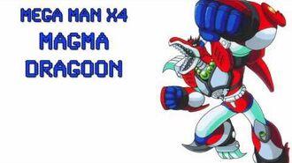 "Mega Man X4 ""Magma Dragoon"" OST"