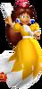 Princess daisy kc mario 3d art by princecheap-dc9gmn1