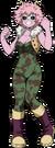 Ruptured Sect alternate - Mina Ashido