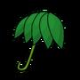 STING Leaf Umbrella