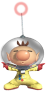 0.4.Olimar pointing on both sides