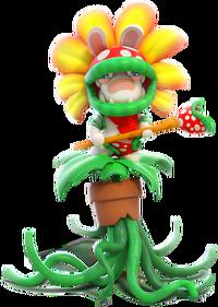 Pirabbid Plant - RabbidsKingdomBattle