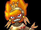 Princess Angry Sun