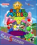 Super Mario- Quest of 4 Stars Cover SamStation