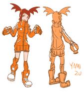 Yami Zu character sheet 1