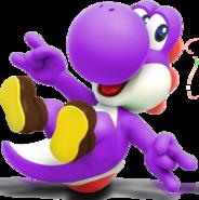 Yoshi - Purple