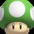 1-Up Mushroom Spirit Icon SSBE