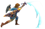 1.4.Champion Link swinging his sword 2