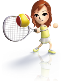Mii Athlete