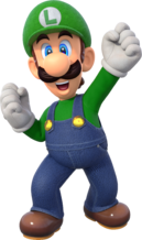SuperMarioParty Luigi