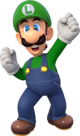 SuperMarioParty Luigi