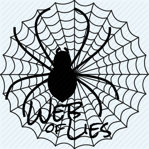 Web of Lies Logo