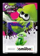 Amiibo - Splatoon - Inkling Squid - Box