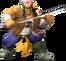 Samurai Goroh (Super Smash Bros