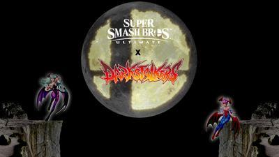 Super Smash Bros. Ultimate x Darkstalkers