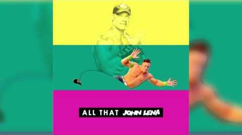 All That John Lena Major Lazer x John Cena x Dillon Francis