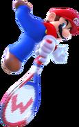 Mario (alt 2) - Mario Tennis Ultra Smash
