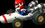 Mario - Mario Kart DS