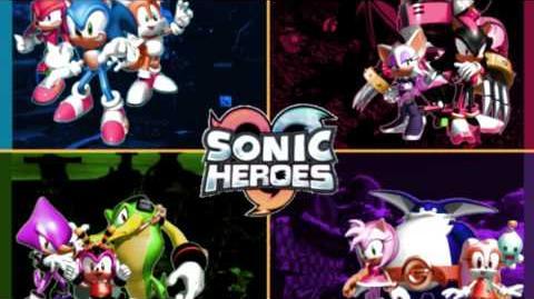 Sonic Heroes Mystic Mansion Remix