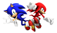 Sonic and knuckles by fentonxd-d5d5zuy